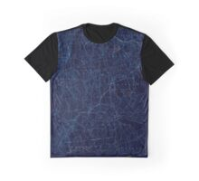 USGS TOPO Map Connecticut CT Gilead 331025 1892 62500 Inverted Graphic T-Shirt