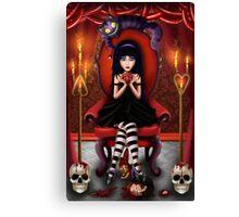 Alice in Murderland Canvas Print