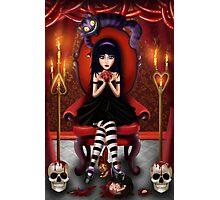Alice in Murderland Photographic Print