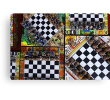 Chess Sets Canvas Print