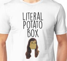 Literal Ziva/Cote Potato Box Unisex T-Shirt