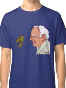 Bernie Sanders and bird Classic T-Shirt