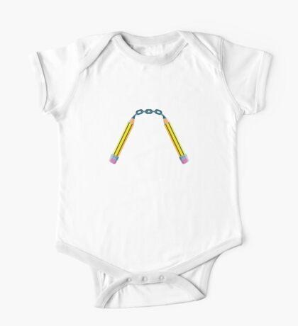 Pencil Nunchucks Kids Clothes