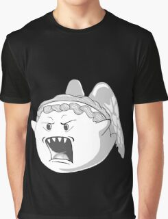 Weeping Boo Graphic T-Shirt