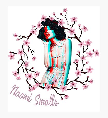 NAOMI SMALLS Photographic Print
