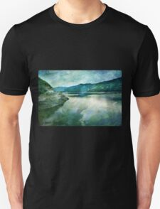 Spirit of the Lake on the mountains Unisex T-Shirt