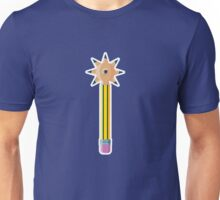 Pencil Morning Star Unisex T-Shirt