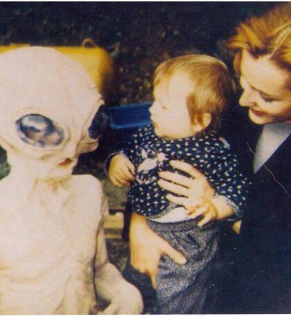Gillian + A Baby Sticker