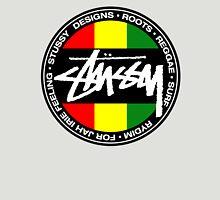 Reggae Surf Stussy Unisex T-Shirt