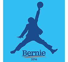 Bernie Sanders Dunk Photographic Print