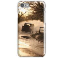 Just for the hell of it. iPhone Case/Skin
