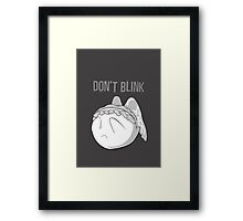 Weeping Ghost Framed Print