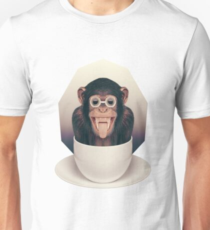Caffeinimals: Monkey T-Shirt