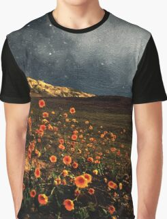 Nightlife in Death Valley Graphic T-Shirt