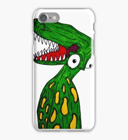 Alien Dinosaur  iPhone Case/Skin