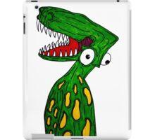 Alien Dinosaur  iPad Case/Skin