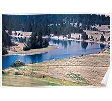 Flathead River 1 Poster