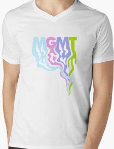 MGMT Mens V-Neck T-Shirt