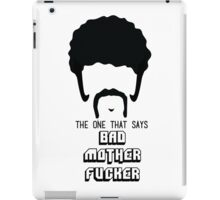 Pulp Fiction - Bad Mother Fucker iPad Case/Skin
