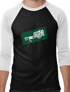 Arctic Monkeys - Green logo Men's Baseball ¾ T-Shirt