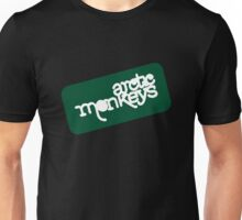 Arctic Monkeys - Green logo Unisex T-Shirt