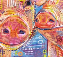 Piggles Sticker