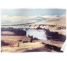Another Flathead River Image Poster
