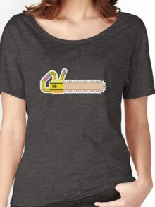 Pencil - Chainsaw Women's Relaxed Fit T-Shirt