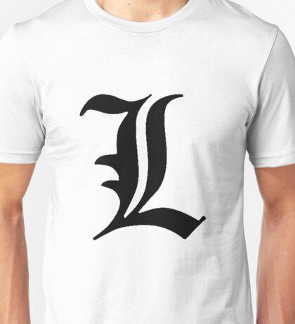 L Unisex T-Shirt