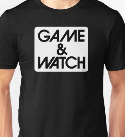 Game & Watch Logo T-Shirt