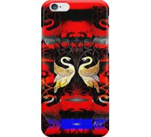 dragged into the warlock`s lair iPhone Case/Skin