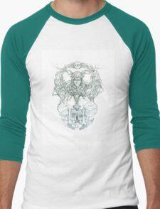 King of the Forest Men's Baseball ¾ T-Shirt