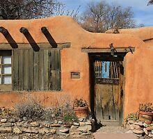 Santa Fe Impression 2 by Teresa Zieba