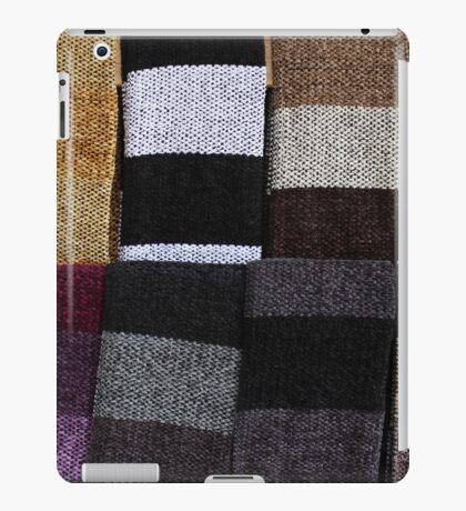 Knit Scarves iPad Case/Skin