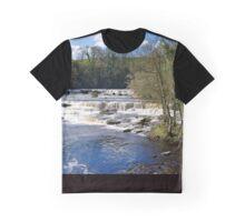 Aysgarth Falls Graphic T-Shirt