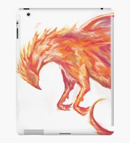 Mythical Combination: Pheonix + Griffin iPad Case/Skin