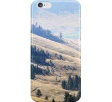 Pristine Panorama- National Bison Range, Montana iPhone Case/Skin