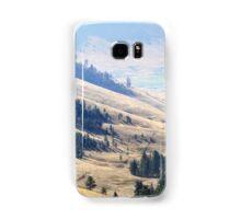 Pristine Panorama- National Bison Range, Montana Samsung Galaxy Case/Skin