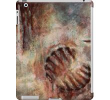 well that's probably going to get infected iPad Case/Skin