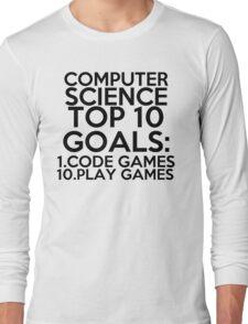 Binary joke 2 Long Sleeve T-Shirt