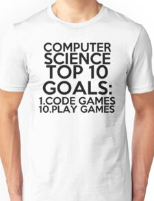 Binary joke 2 Unisex T-Shirt