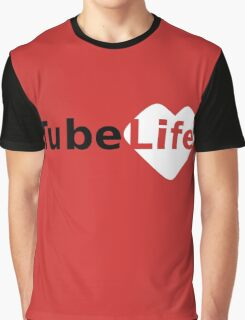Tube Life Graphic T-Shirt