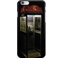 Beach Road Phone Box iPhone Case/Skin