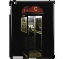 1800 Reverse iPad Case/Skin
