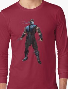Mortal Kombat Mix Sub-Zero ice Icy Freeze Cold MK9 MKX T-Shirt