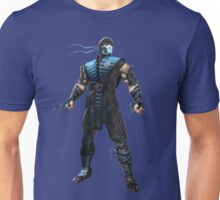 Mortal Kombat Mix Sub-Zero ice Icy Freeze Cold MK9 MKX Unisex T-Shirt