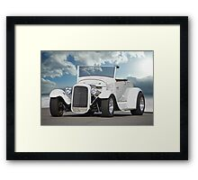 1929 Ford Roadster Framed Print