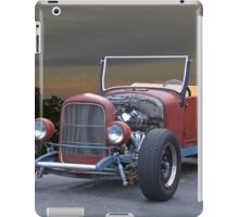 1923 Ford Roadster 'In Process' iPad Case/Skin