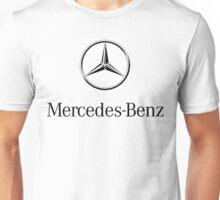 mercedes-benz logo f1 team 2016 Unisex T-Shirt