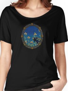 Night Garden Women's Relaxed Fit T-Shirt